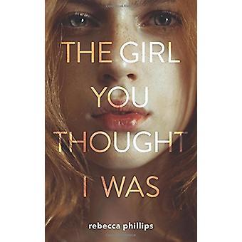 يعتقد الفتاة كنت أنا كان بالفتاة لك الفكر كان-9780062570