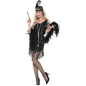 Swingin Black Costume For Women