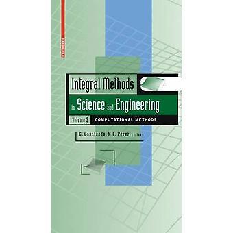 Integreret metoder i naturvidenskab og teknik bind 2 beregningsmetoder af Perez & Maria Eugenia