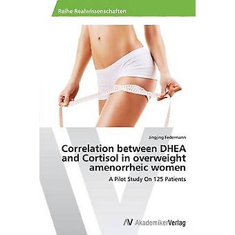Correlation between DHEA and Cortisol in overweight amenorrheic women by Federmann & Jingjing
