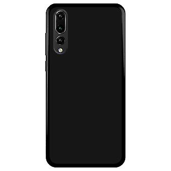 Boitiers TPU doux Huawei P20 Pro noir