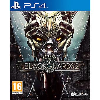 Blackguards 2 Video Game - PS4