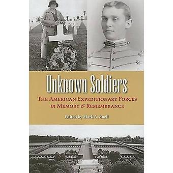 Onbekende soldaten-de Amerikaanse expeditie krachten in het geheugen en rem