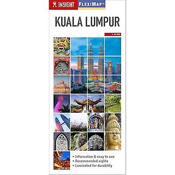 Insight Flexi Map - Kuala Lumpur (5th edition) by Insight Guides - 978