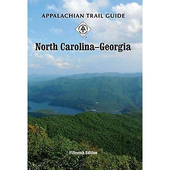 Appalachian Trail North Carolina-Georgia - Books and Maps by Multiple