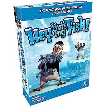 Hey dat is mijn Fish Board Game