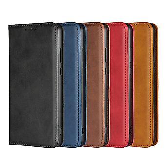 Magnetische Brieftasche Fall Huawei P20 Pro