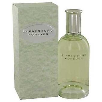 Forever by Alfred Sung EAU de Parfum Spray 4,2 oz (femei) V728-413420