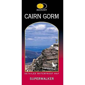 Cairn Gorm XT25 (2nd Revised edition) by Harvey Map Services Ltd. - 9