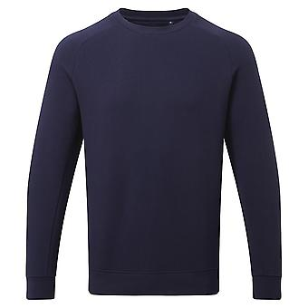 Asquith & Fox Mens Organic Crew Neck Sweatshirt