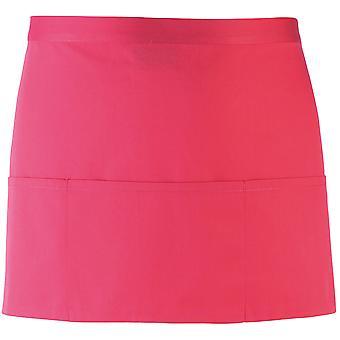 Premier-färger 3 ficka förkläde