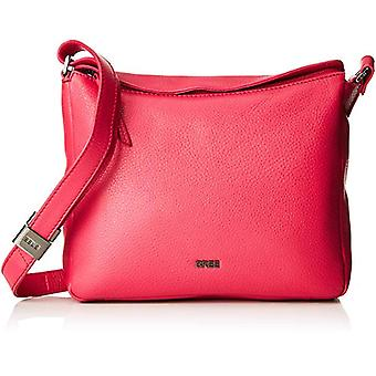 BREE Collection Lia 1 Jazzy Cross Shoulder S S19 - Donna Rosa (Jazzy) 7x20x25cm (B x H T) shoulder bags