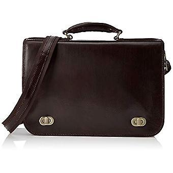 All-Fashion Hair Cbc18960gf22 Unisex Adult Brown Hand Bag (Moor's Head) 10x26x39 cm (W x H x L)