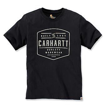Carhartt Men's T-Shirt Workwear Built By Hand