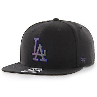 47 fire Snapback Cap - IRIDESCENT Los Angeles Dodgers