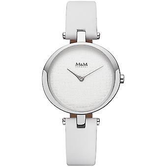 M & M Alemania M11931-741 Ring-O Reloj de damas