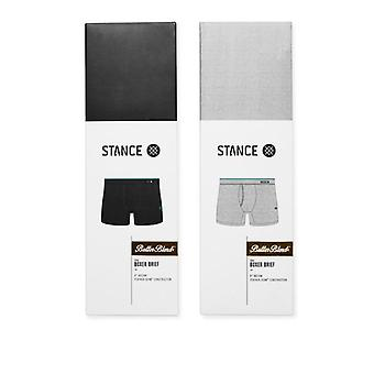 2 Pack Stance Boxer Brief ~ Staple