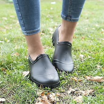 Mud Dogs Titch Unisex Chaussures de jardin noir
