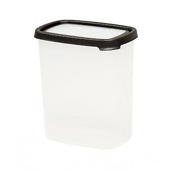 Wham Storage 6.04 Seal It 3.2 Litre Tall Rectangular Airtight Plastic Food Box