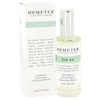 Demeter salt Air genom Demeter Cologne spray 4 oz (damer) V728-448943