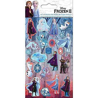 Bevroren 2/Frost 2, 22x stickers
