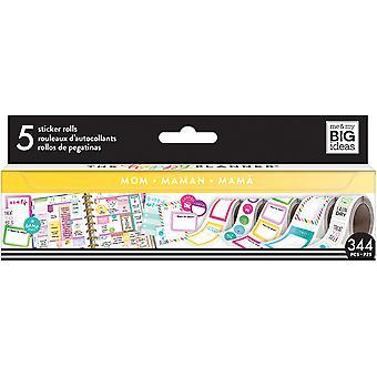 Happy Planner Sticker Roll-Mom
