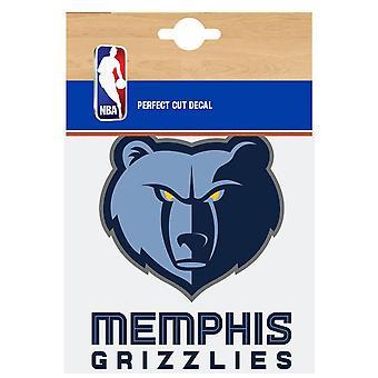 Fanatics 10x10cm sticker - NBA Memphis Grizzlies