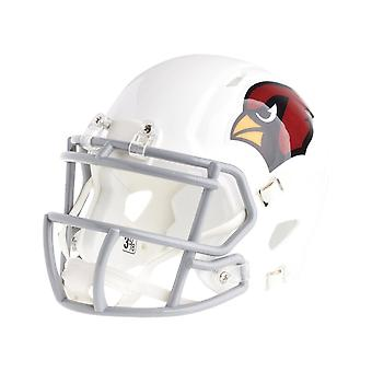 Velocidad de casco de fútbol Riddell - cardenales de Arizona de la NFL