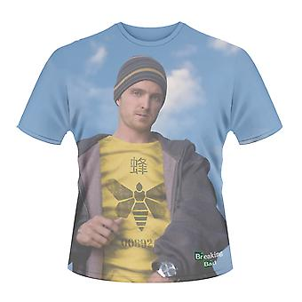 Breaking Bad Jesse Pinkman Sub Aaron Paul Official T-Shirt