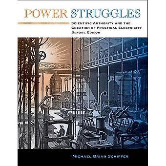 Lutas de poder - autoridade científica e a criação de prática E