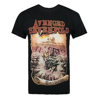 Avenged Sevenfold Duitsland Men's T-shirt