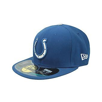 New Era 59Fifty NFL Indianapolis Colts Blue Cap