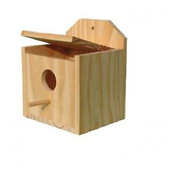 Arquivet Exotic Bird Wood Nest (Birds , Bird Cage Accessories , Nests and Complements)