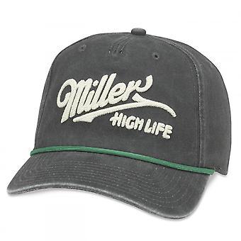 Miller High Life Bordado Logotipo Snapback Chapéu