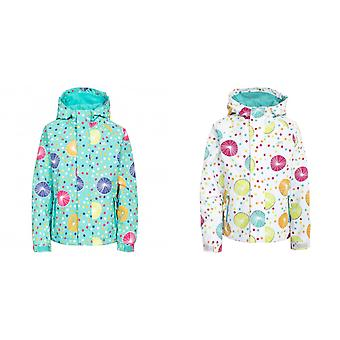 Trespass Childrens Girls Hopeful Waterproof Rain Jacket