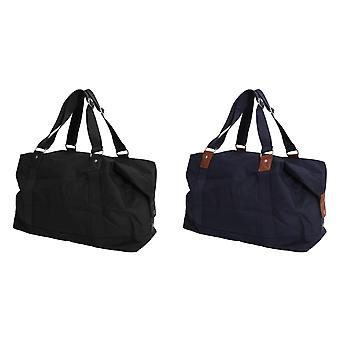 Bagbase Vintage Overnighter Holdall Bag (26 Litres)