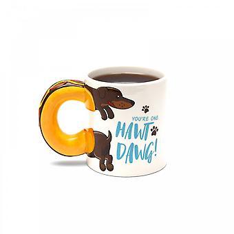 BigMouth Inc. Hawt Dawg Mug