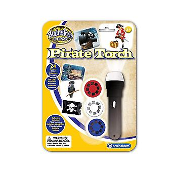 Brainstorm Toys E2058 Pirate Torch & Projector