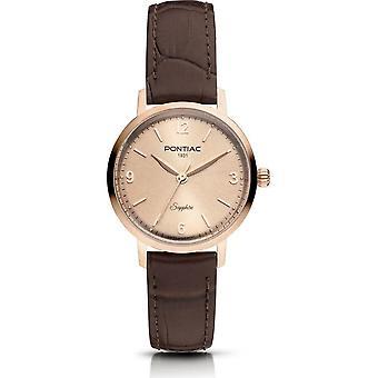 PONTIAC - Montre-bracelet - Unisex - P10128 - LILY