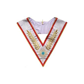 Masonic collar – french chapter – 5th order – prefect