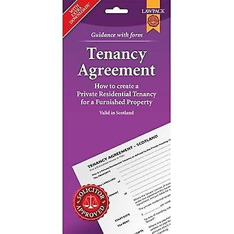 Tenancy Agreement for Scotland: How to create a Private Residential Tenancy for a Furnished Property