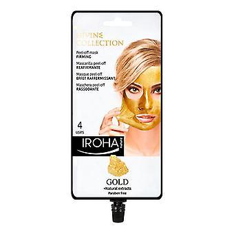 Facial Mask Peel Off Gold Iroha