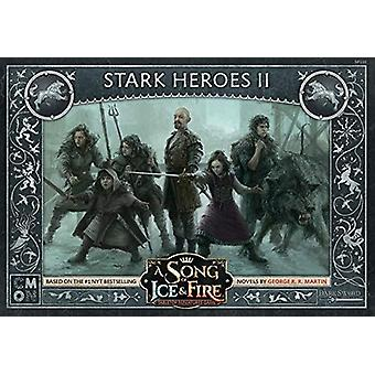 Stark Heroes 2 A Song Of Ice and Fire Expansion Pack