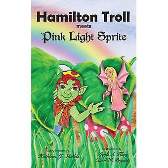 Hamilton Troll Meets Pink Light Sprite by Shields & Kathleen J.