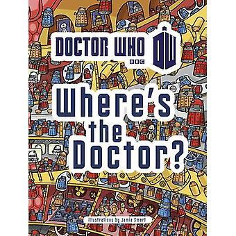 Doctor Who Wheres the Doctor by Jamie Smart