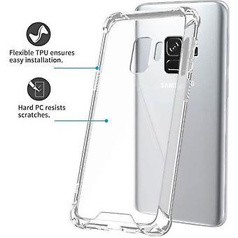 FONU Anti-Shock Verstevigde Backcover Hoesje Samsung Galaxy S9