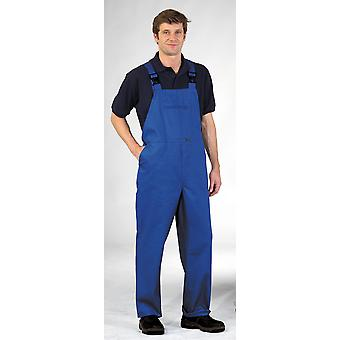 Portwest workwear burnley bib and brace c875