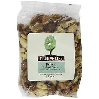 Tree Of Life - Nuts - Deluxe Mixed 250g x 6