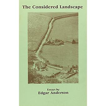 Considered Landscape by Edgar Anderson - 9780934834605 Book