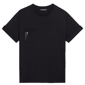 Neil Barrett Bolt Pocket T-shirt